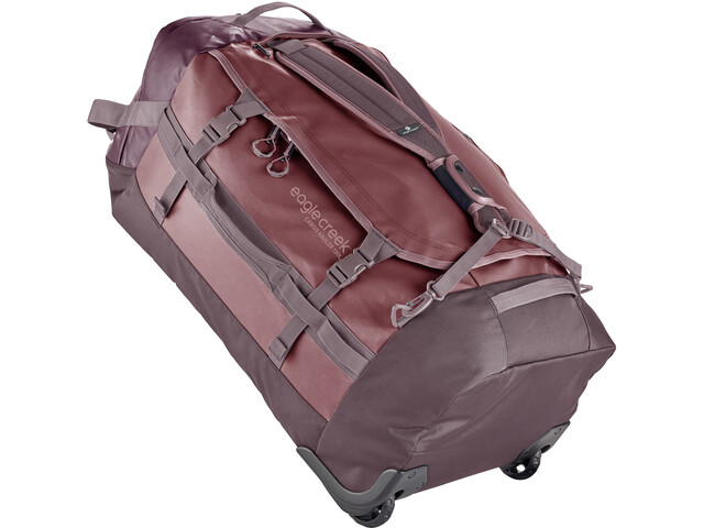 Eagle Creek Cargo Hauler Duffel Bag con Ruedas 130l, earth red